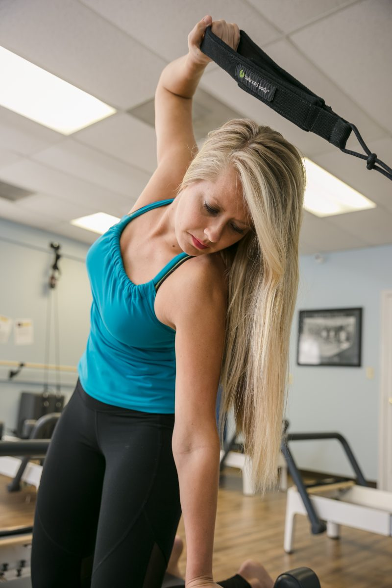 Overhead Tricep Extention