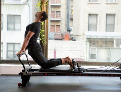 David's Pilates Journey