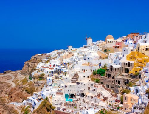 What is it About Santorini?