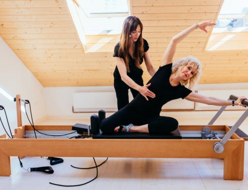 Pilates is a Great for Seniors
