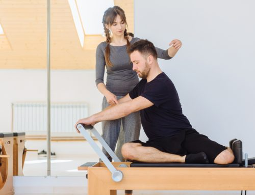 Pilates is the Ultimate Injury Rehab