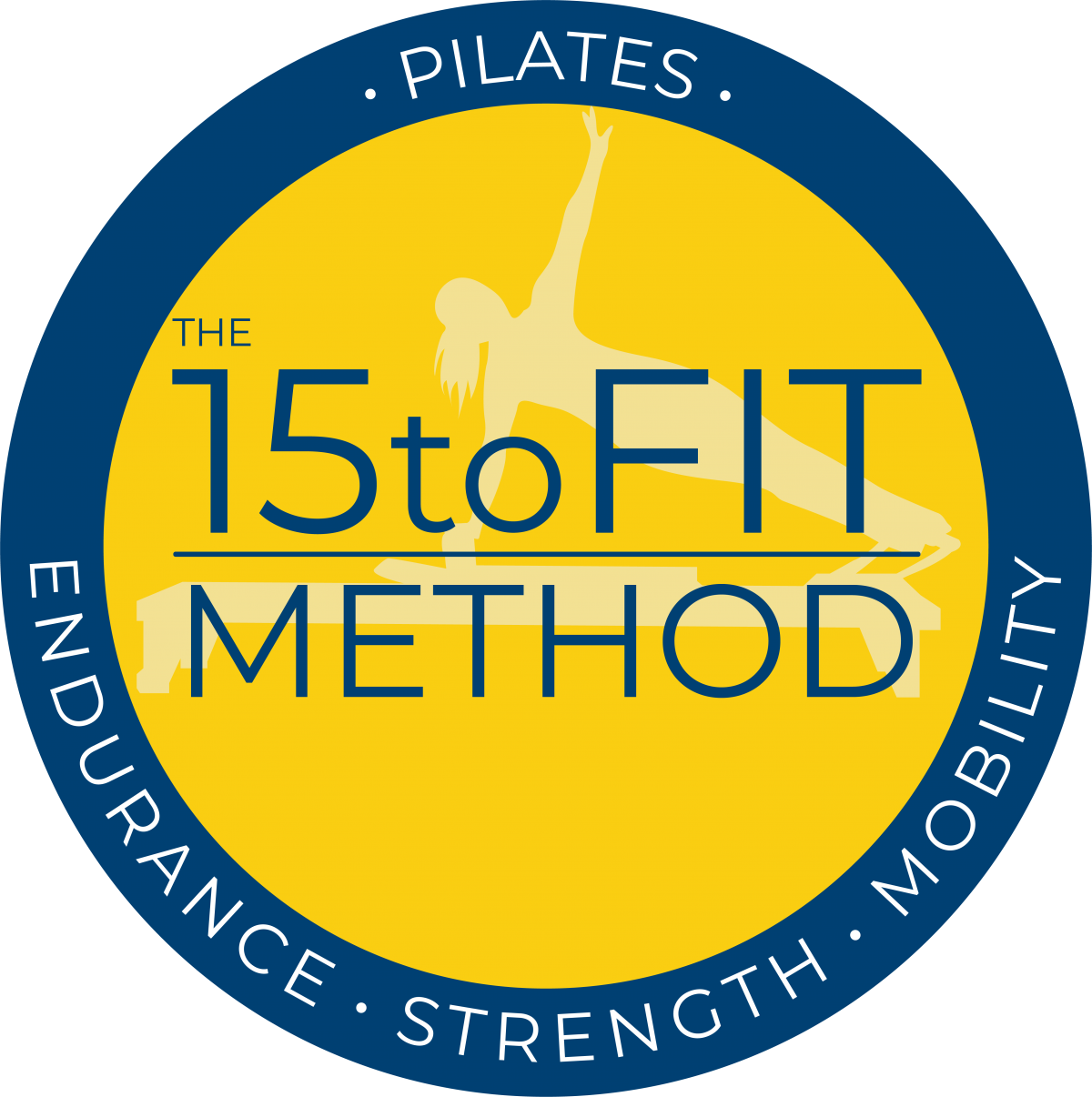 15 to Fit Method Logo