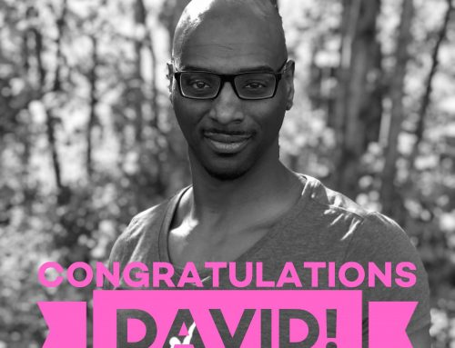 Congratulations David for Winning a Garuda Studio Scholarship!