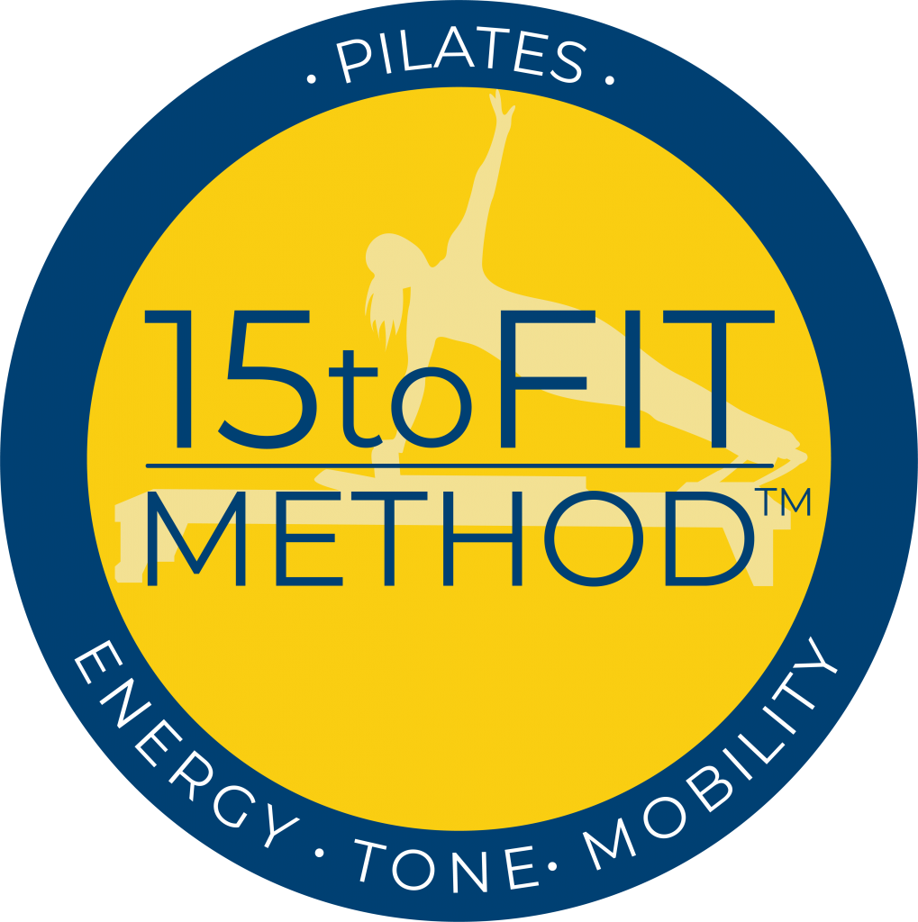 15 to Fit Method Logo